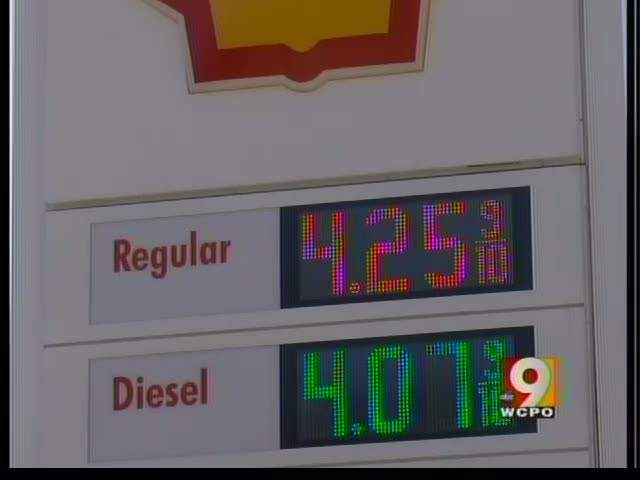 Rising gas prices boost inflation retail sales