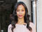 Zoe Saldana dating artist Marco Perego?