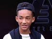 Jaden Smith freaked out by bug