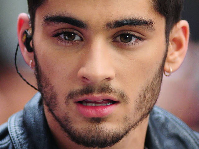 Zayn Malik Eyes Color