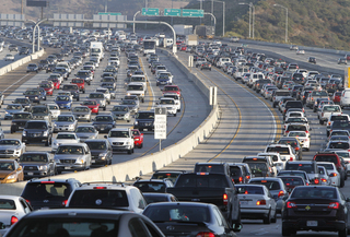Top 20 cities with the worst traffic