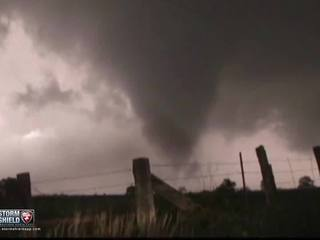 The outbreak that spurred Joplin's tornado