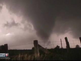 The outbreak that spurred Joplin's tornado
