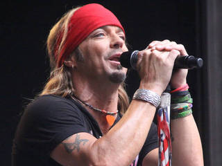 Bret Michaels launching lifestyle seminar