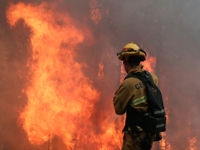Firefighter tops 2015 list of most stressful jobs theindychannel com
