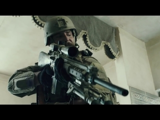 'American Sniper' movie's final scene cut