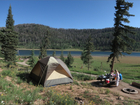 Tent-camping tips for sleeping like a log