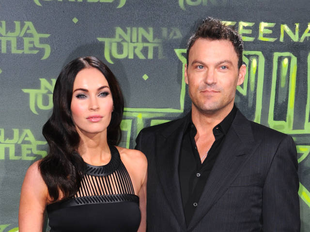 Brian Austin Green Asks Megan Fox For Spousal Support