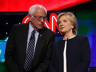EXIT POLLS: Who voted for Sanders, Clinton?