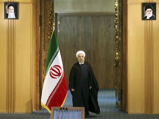 No link between Iran freeing Americans, sanctions