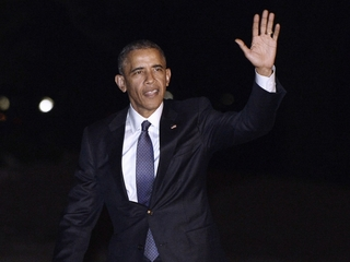 Some say Obama's mosque visit comes 'too late'