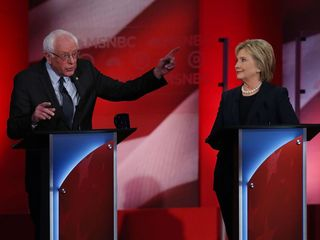 How Clinton and Sanders address foreign policy