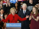 Clinton keeps lead after Iowa caucus audit