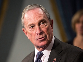 Michael Bloomberg considering a presidential run