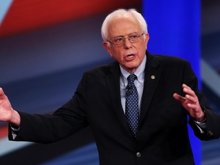 Sanders projected to win New Hampshire primary