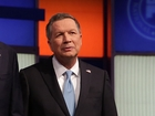 Kasich finishes second in New Hampshire