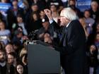 Bernie Sanders set a fundraising record