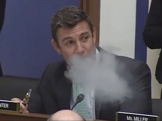 Congressman from California is a vape crusader