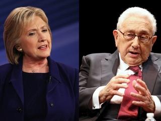 Sanders hits Clinton on Kissinger ties