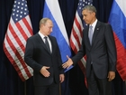 Putin, Obama discuss cooperation in Syria