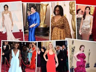 Gallery: Best, worst Oscar dresses since 2006