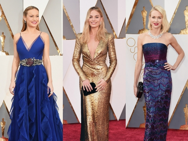 Best and worst dressed at the 2016 Oscars