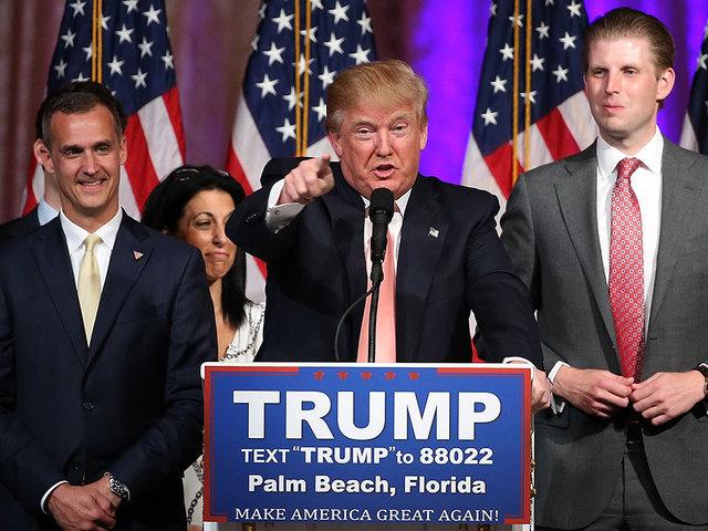 Donald Trump wins Florida, John Kasich takes OH in presidential primaries
