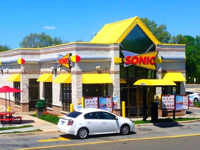 Fast Food Like Sonic