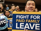 Lawmakers won't study paid family leave yet