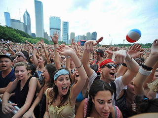 Summer 2016 guide to music festivals