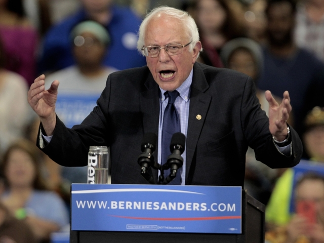 LIVE: Sen. Bernie Sanders speaks at DNC