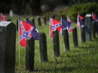 Congress votes on Confederate flag ban