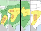 Severe storms every day of week for middle-U.S.