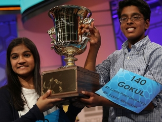 The spelling bee words get harder every year