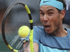Nadal hits Grand Slam milestone at French Open