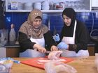 Canadian kitchen helps Syrian refugees
