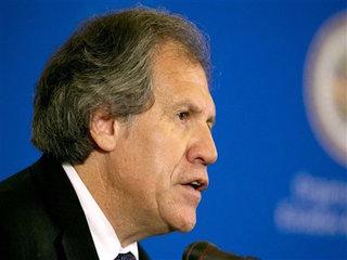 OAS chief moves against Venezuela