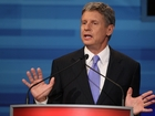 Libertarian candidate Johnson to speak to mayors