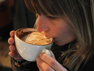 Cheap/free coffee on National Coffee Day Thurs.