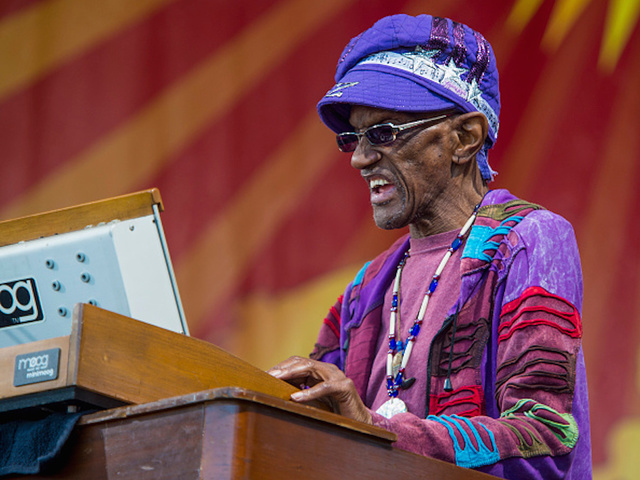 Bernie Worrell & Woo Warriors, The - Live