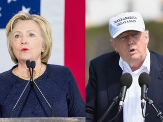 Clinton, Trump respond to the UK's Brexit mess