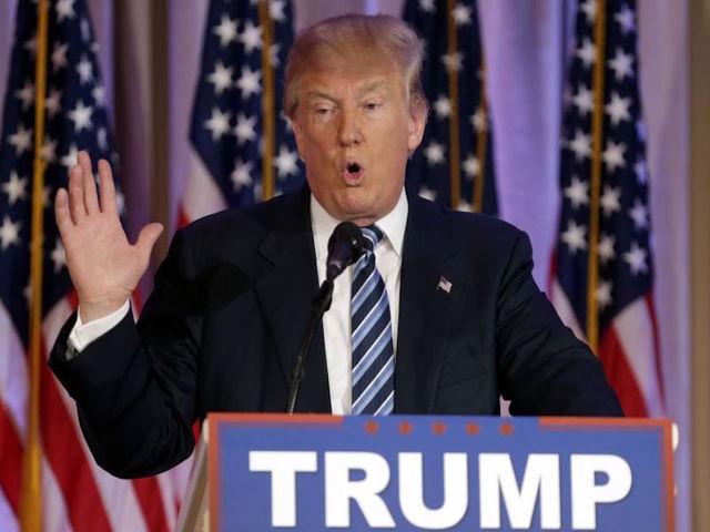 LIVE: Donald Trump accepts the GOP nomination