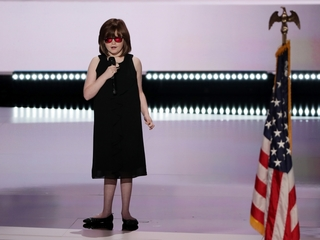 This was the highlight of the RNC's first day