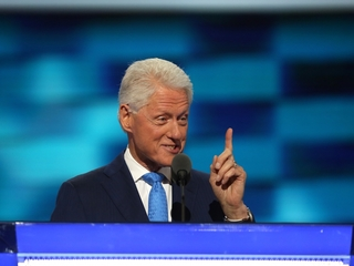 Fact-checking Bill Clinton on Night 2 of the DNC