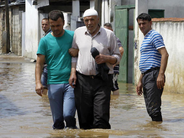 Macedonian Flash Floods Kill At Least 15