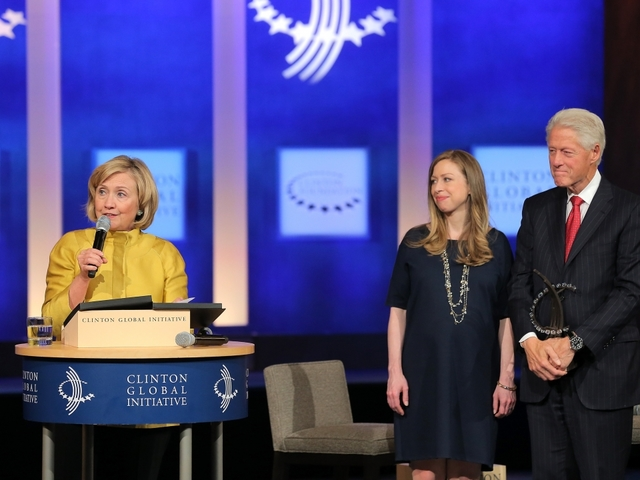 Clinton Foundation to stop accepting foreign donations if Hillary wins