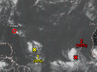 Tropical storms Gaston, Hermine coming soon