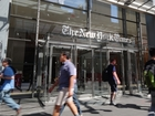 Police: Russia may have hacked New York Times