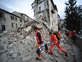 Gallery: Italy devastated by earthquake