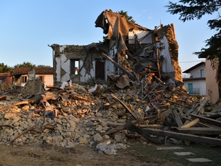 Officials investigate code violations in Italy